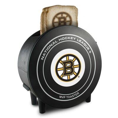 2-Slice NHL ProToast MVP Toaster NHL Team: Boston Bruins