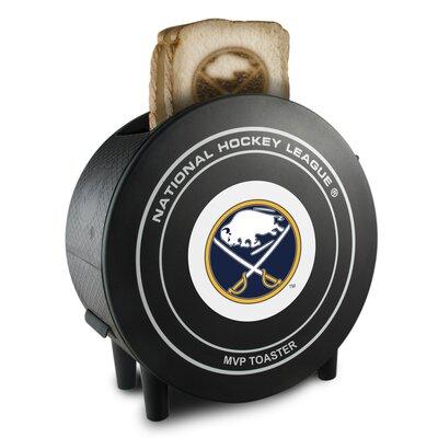 2-Slice NHL ProToast MVP Toaster NHL Team: Buffalo Sabres
