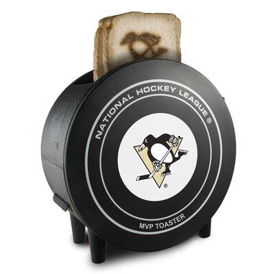 2-Slice NHL ProToast MVP Toaster NHL Team: Pittsburgh Penguins