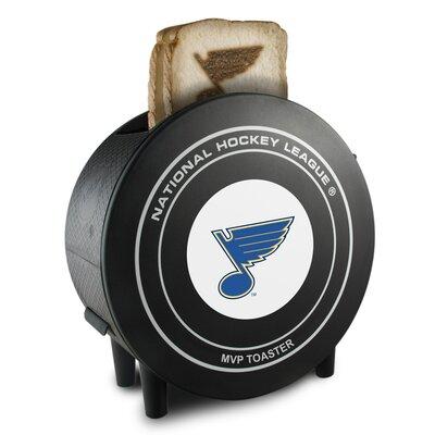 2-Slice NHL ProToast MVP Toaster NHL Team: St. Louis Blues