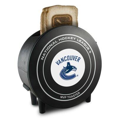 2-Slice NHL ProToast MVP Toaster NHL Team: Vancouver Canucks