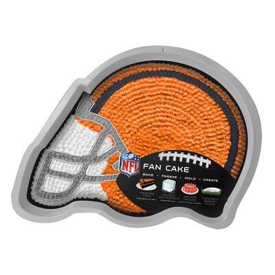 NFL Pangea Fan Cakes NFL Team: Cleveland Browns