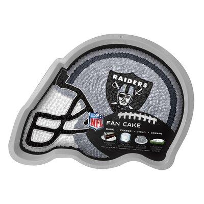 NFL Pangea Fan Cakes NFL Team: Oakland Raiders
