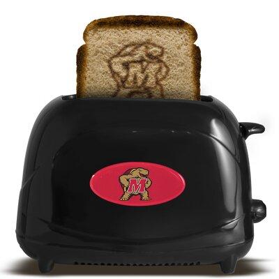 NCAA UToast 2-Slice Toaster Elite NCAA Team: Maryland