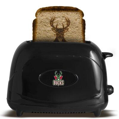 NBA ProToast 2-Slice ProToast Elite Toaster NBA Team: Milwaukee Bucks