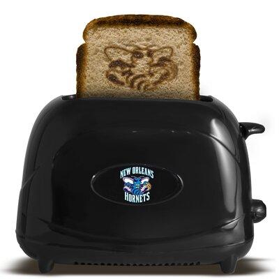 NBA ProToast 2-Slice ProToast Elite Toaster NBA Team: New Orleans Hornets