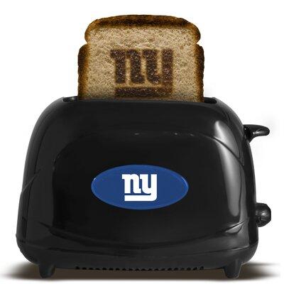 NFL 2-Slice ProToast Elite Toaster NFL Team: New York Giants