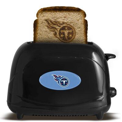 NFL 2-Slice ProToast Elite Toaster NFL Team: Tennessee Titans