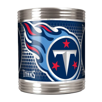 NFL Stainless Steel Can Holder NFL Team: Tennessee Titans