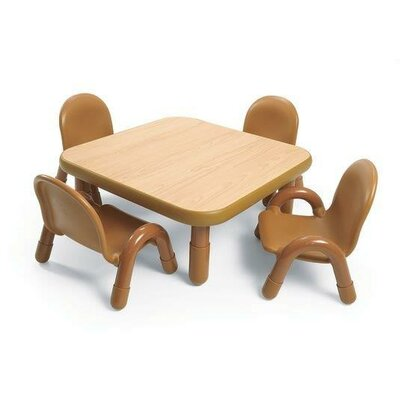"""Angeles 30"""" Square Activity Table"""