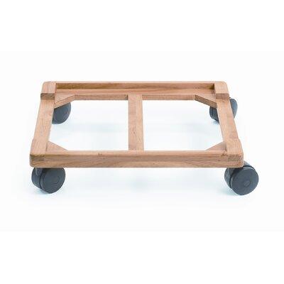 Wood Chair Cart