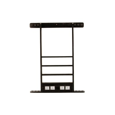 Cuestix 6 Pool Cue Wall Rack with Score Counter