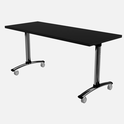 Drive Ultra Flip Training Table with Wheels