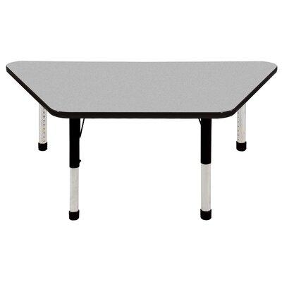 "60"" x 30"" Trapezoidal Activity Table"