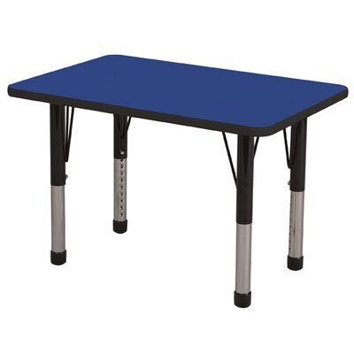ECR4kids Rectangular Activity Table