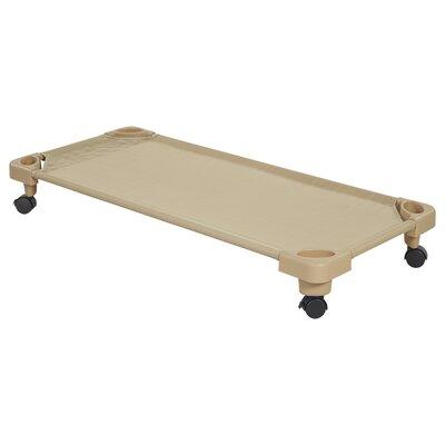 Standard Stackable Kiddie Cot Carrier Color: Sand