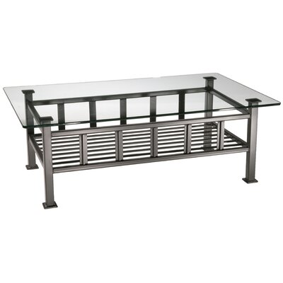 Stone County Ironworks Mission Coffee Table
