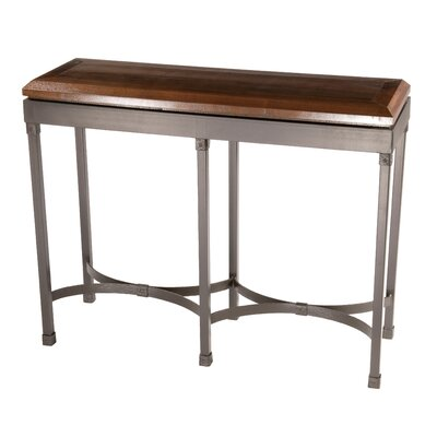 Stone County Ironworks Cedarvale Console Table