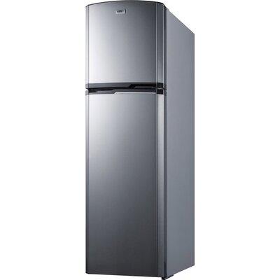 Summit Thin-Line Frost-Free 8.8 Cu. Ft. Counter Depth Top Freezer Refrigerator