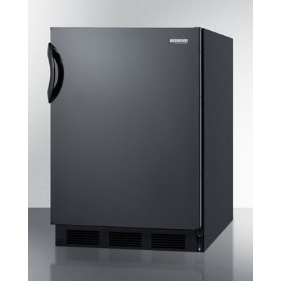 Accucold 23.63-inch 5.5 cu.ft. Compact All-Refrigerator
