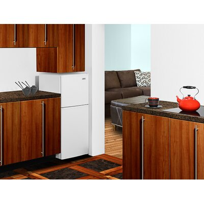 Summit 4.8 cu.ft. Compact Refrigerator with Freezer