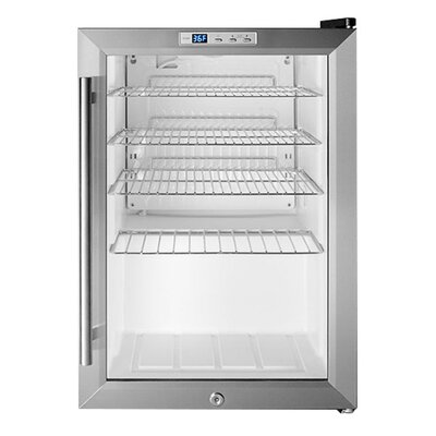 Summit Commercial 2.5 cu.ft. Beverage Center with Lock