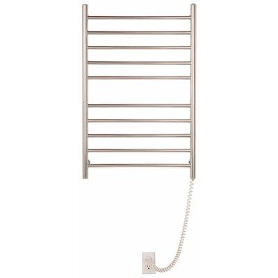 Myson Towel Bars Pearl 10 Bar Wall Mount Electric Towel Warmer