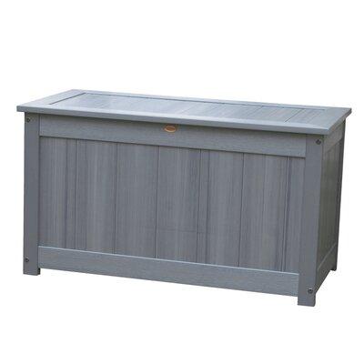 Phat Tommy Wood Deck Box Color: Teak