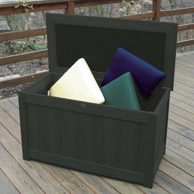 Phat Tommy Wood Deck Box Color: Black