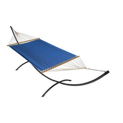 Lorilee Sunbrella Hammock Color: Capri