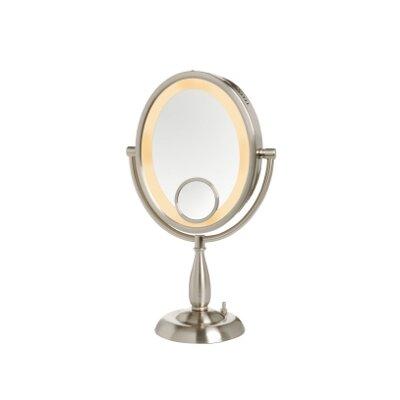 d cor mirrors makeup shaving mirrors jerdon sku jed1007. Black Bedroom Furniture Sets. Home Design Ideas