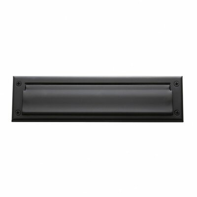 13 in x 3.5 Mail Slot Color: Venetian Bronze
