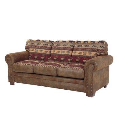 American Furniture Classics Sierra Lodge Sleeper Sofa & Reviews