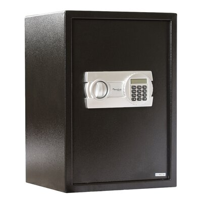 """Digital Home Safe Box with Electronic Lock Size: 19.7"""" H x 13.8"""" W x 12.2"""" D"""