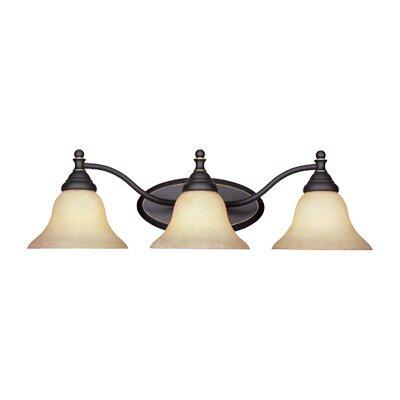 Designers Fountain Savon 3 Light Vanity Light