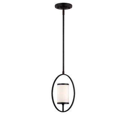 Designers Fountain Bellemeade 1 Light Mini Pendant