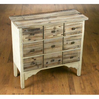 9 Drawer Accent Chest