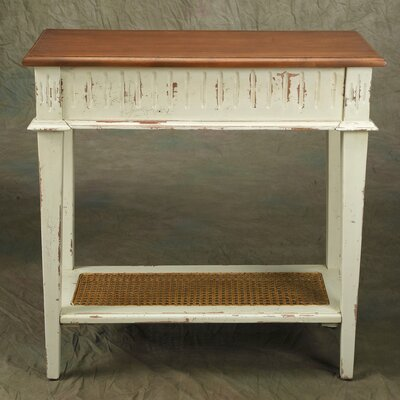 Console Table Color: Parchment
