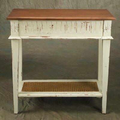 Console Table Color: Parchment