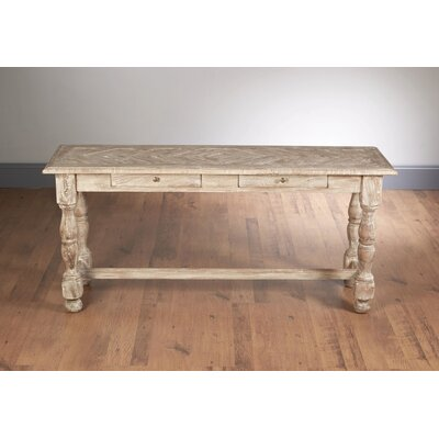 Console Table Color: Weathered Sand