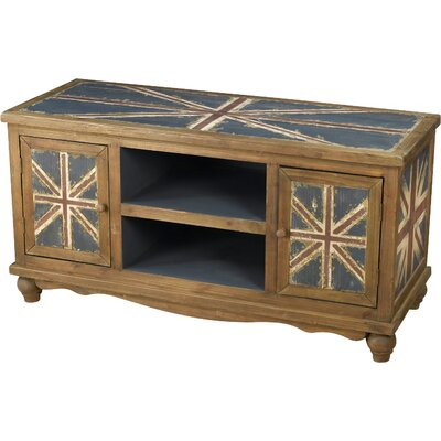 Britania 2 Door Accent Cabinet