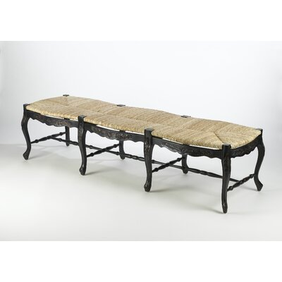 AA Importing Bench Finish: Black