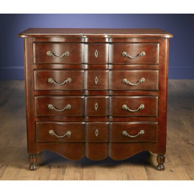Quandt 4 Drawer Accent Chest