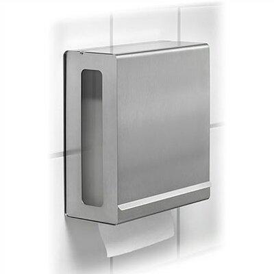 Blomus Nexio Metal Drill & Screw Mounted Hand Towel Dispenser