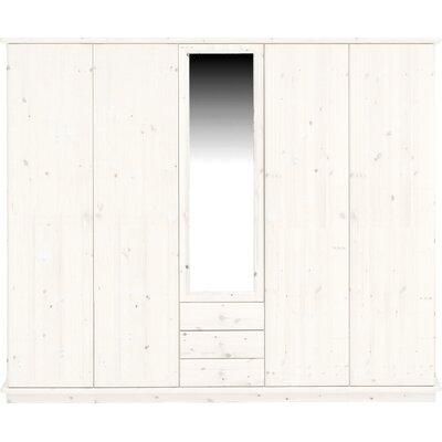 Steens Furniture Rømø Hinged Door Wardrobe