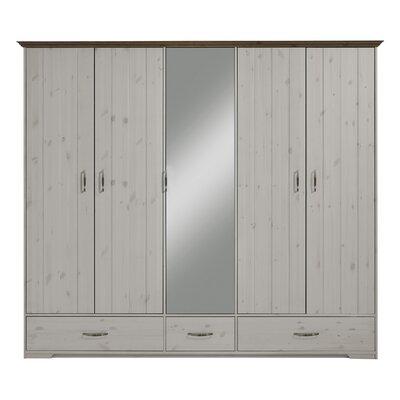 Steens Furniture Hanstholm Hinged Door Wardrobe