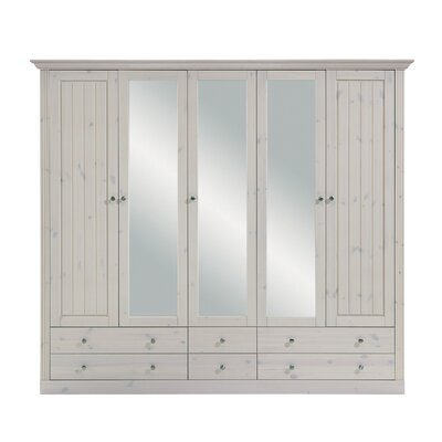Steens Furniture Monaco Hinged Door Wardrobe