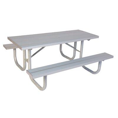 Ultra Play Extra Heavy Duty Aluminum Picnic Table