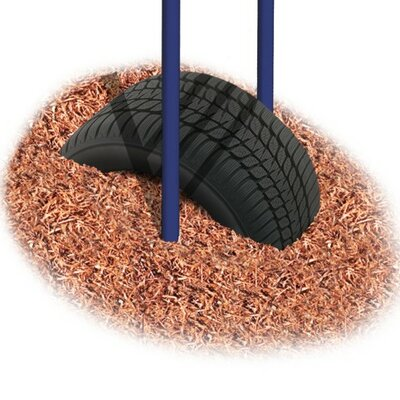 Ultra Play UPlay Today Optional Tire Boost Package for Junior Horizontal Ladder