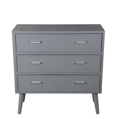 Scituate 3 Drawer Accent Chest